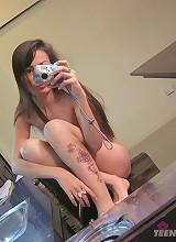 Cute nude pics of a real self shot filipina girl friend