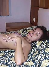 Shy Thai farmgirl