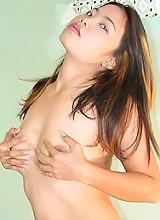 Thai girl blowjob