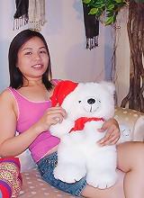 Soft body Thai girl