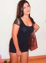 Big butt Thai girl