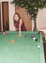 Nan pool and panties