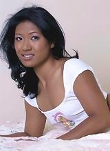 Lyla Lei Bedroom Strips & Spreading Pussy