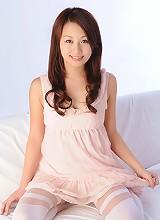 Konomi Sasaki looking hot in her lingerie and stockings