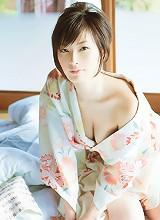 Nao Nagasawa hot Asian model with perky breasts