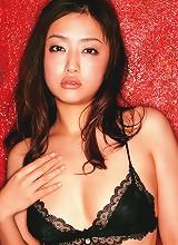 Risa Kudo leggy Asian in her high heels and sheer stockings
