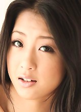 Satomi Suzuki in pink shows off her big tits riding a hard dick