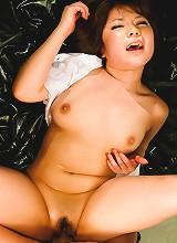 Luscious schoolgirl Meina got her meaty slit toyed and fucked