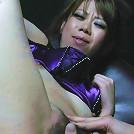 Smooth hottie Sakura Aragaki enjoys a deep fingering