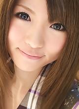 Cutie Miho Imamura Strips For You
