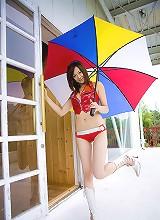 Misaki Shiraishi Strips Outdoor