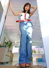 Yui Seto hot model