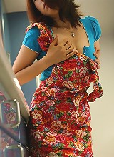Suzune Toujou is hot