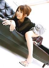 Sexy model Sakurako