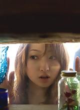 Rika Yuuki teen babe