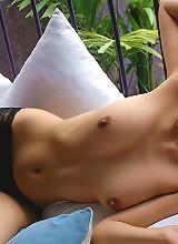 Hot lovely Asian gal
