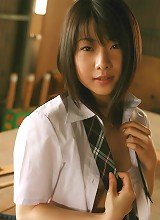 Horny Japanese babe