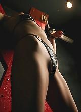 Hot Asian stripper