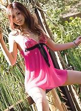 Pretty Japanese teen