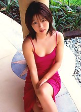 Hot Asian babe