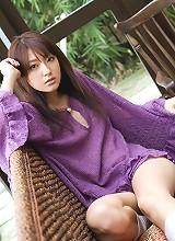 Japanese teen model