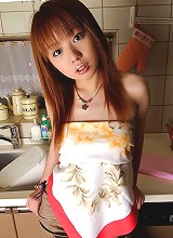 Sexy Japanese babe