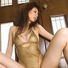 Sexy model Reika