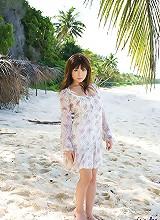 Aya is an Asian babe