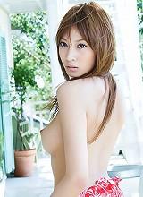 Sultry sexy Kirara