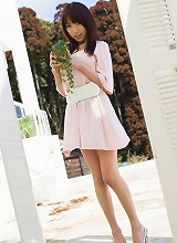 Cute Japanese babe