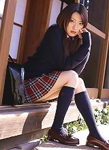 Model Asian student