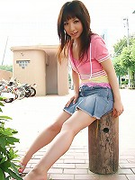 Slutty model Saki