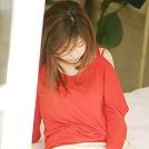 Asian model Mio