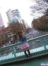 Schoolgirl is cute