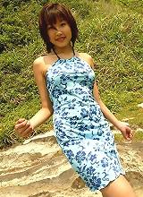 Asian tramp Keiko