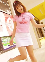 Hot sexy Asian gal