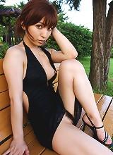 Japanese tramp naked