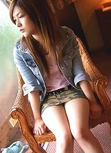 Horny teen Asian gal