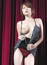 Slutty Asian dancer