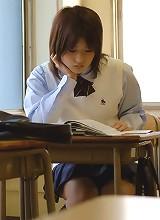 Sexy schoolgirl slut