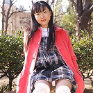 Cute Asian Student
