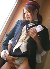 Japanese tramp Riri