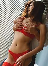 Asian whore lingerie