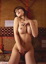 Rie a Night with a Geisha