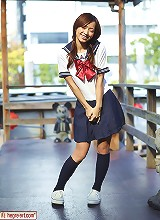 Mayuko Japanese School Uniform