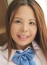 Asian Hottie Posing