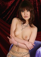 Horny Japanese babe Misuzu Imai is possing in sexy bikini