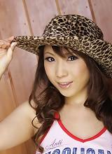 Horny Japanese avidol Momo Aizawa is posing for the camera