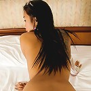 Thai Sherri giving a blowjob