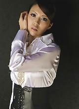 Japanese pretty babe Rino Asuka